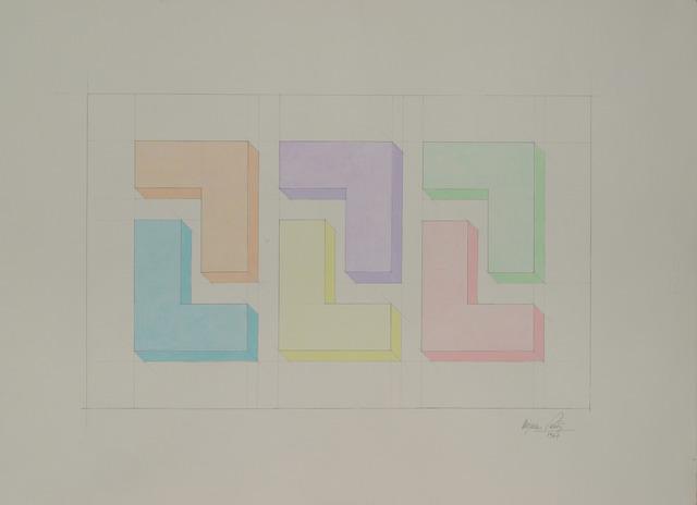 , 'Sistema cromático,' 1967, Henrique Faria Fine Art