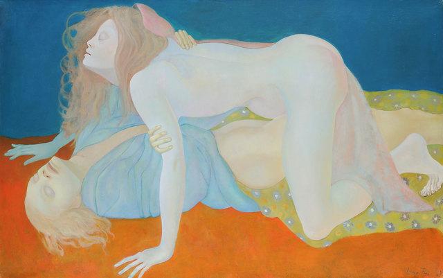 , 'Les Aveugles,' 1968, Weinstein Gallery