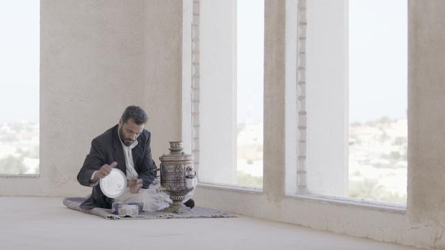 , 'Ana Anqushu (still),' 2016, Maraya Art Centre