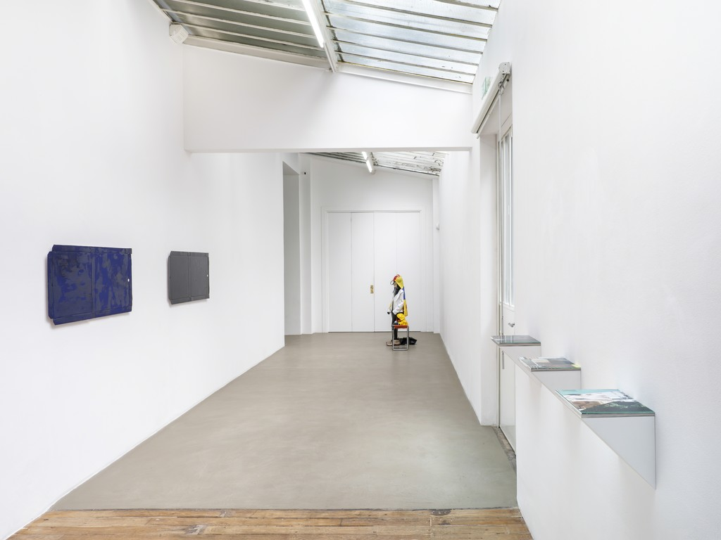 Recycle, exhibition view at Galerie Chantal Crousel, Paris (March 10 - April 21, 2018). Photo: Florian Kleinefenn