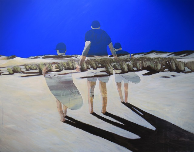 , 'Surexposition 29 – La route (The Road),' 2018, Galerie Olivier Waltman | Waltman Ortega Fine Art