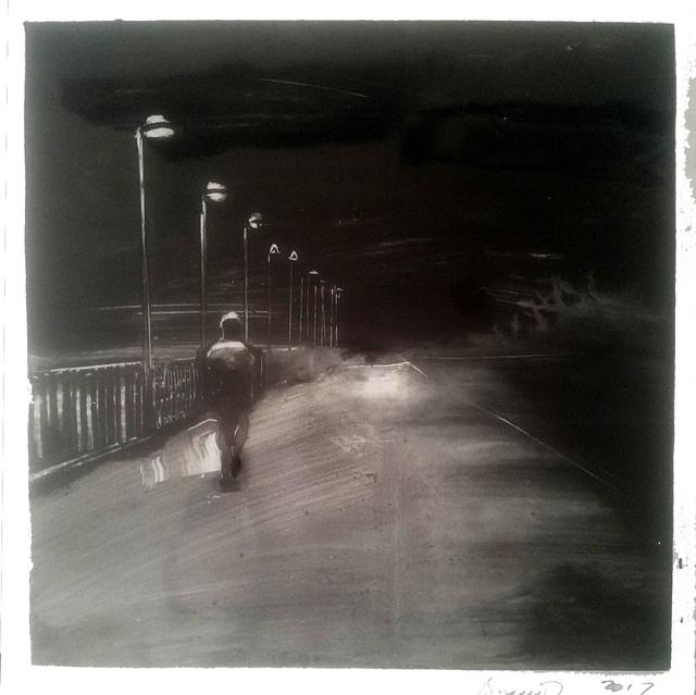 , 'Nihilist Night,' 2017, Tabla Rasa Gallery