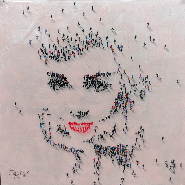 , 'Audrey at Tiffany's,' , Connect Contemporary