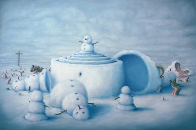 , 'L'effet boule de neige,' 2013, Fousion Gallery