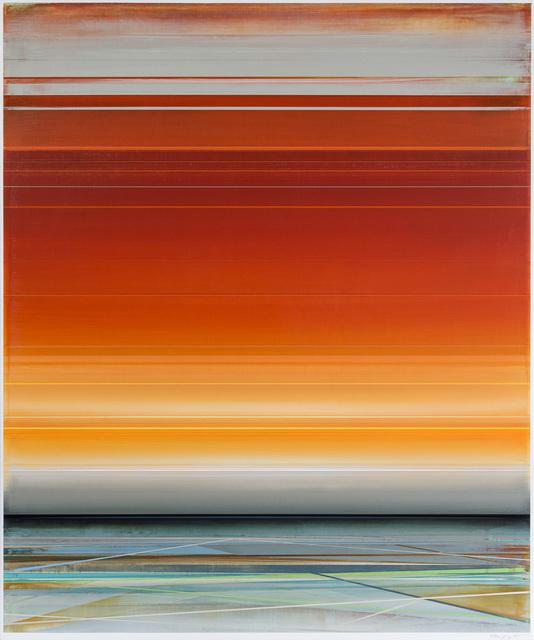 Micah Crandall-Bear, 'Ventra', 2018, Painting, Acrylic on canvas, George Billis Gallery