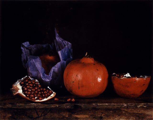 Olivia Parker, 'Pomegranates', 1979, Robert Klein Gallery