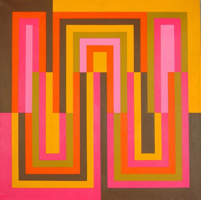 , 'Stripes,' 1970, Benjaman Gallery Group