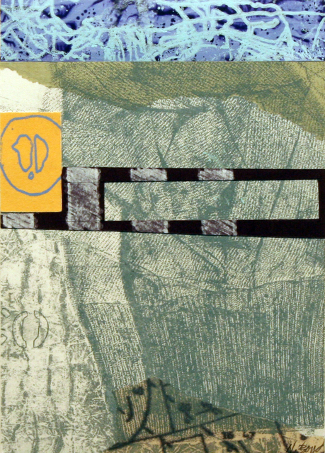 , 'Untitled Collage 2,' , Wallace Galleries