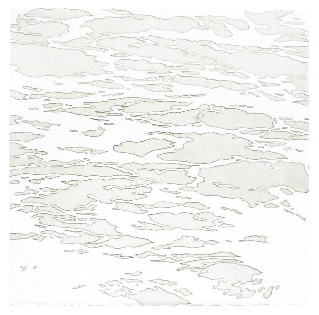 , 'Through II,' 2015, Pele Prints