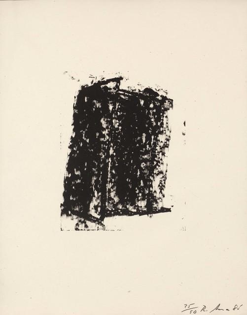 , 'Sketch #2,' 1981, Galerie Raphael