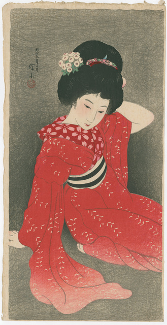 , 'Haru (Spring),' 1917, The Art of Japan