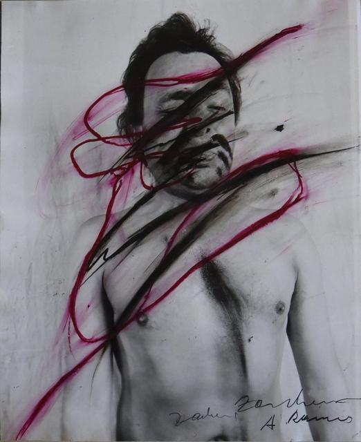 , 'Face Farce 8: Zacken, Zacken,' ca. 1970, Galerie Brigitte Schenk