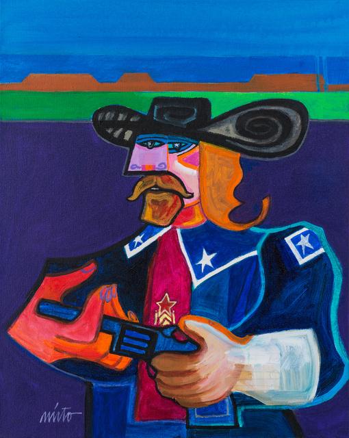 , 'Brevet General George Custer,' 2013, Ventana Fine Art