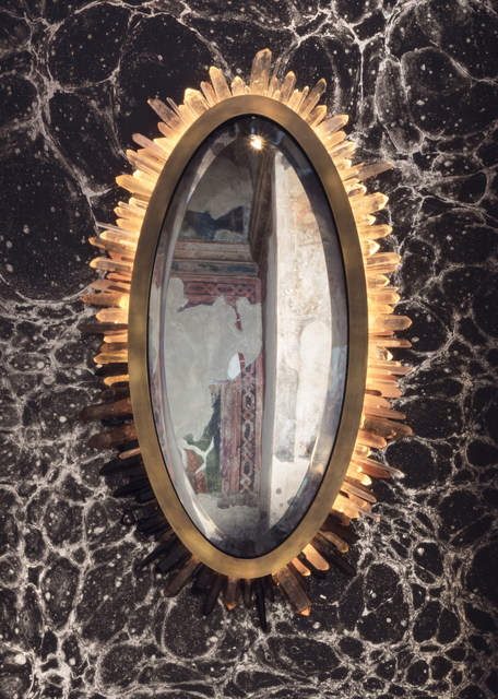 , 'Narcissus Mirror,' 2017, Armel Soyer