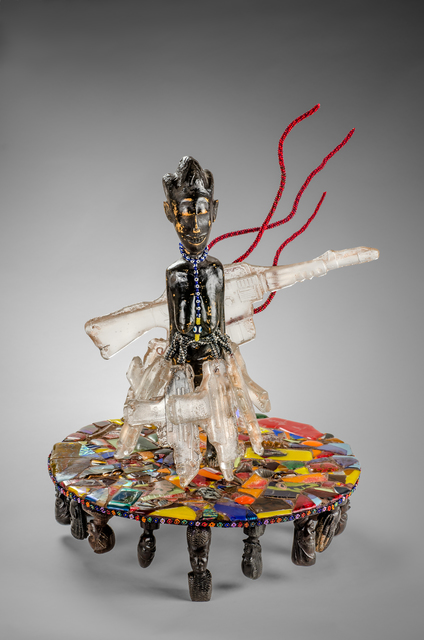 , 'War Woman II,' 2014, Peter Blum Gallery
