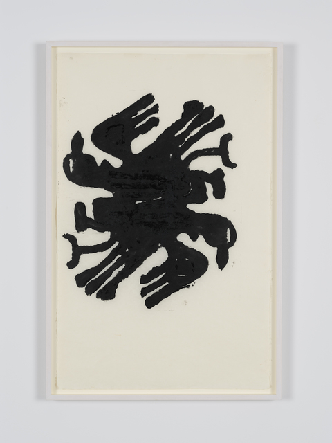 , 'Untitled,' 1990, Luhring Augustine