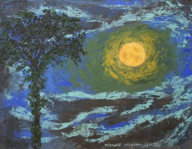 , 'The Sorrowful Moon,' 1950, Richard Norton Gallery