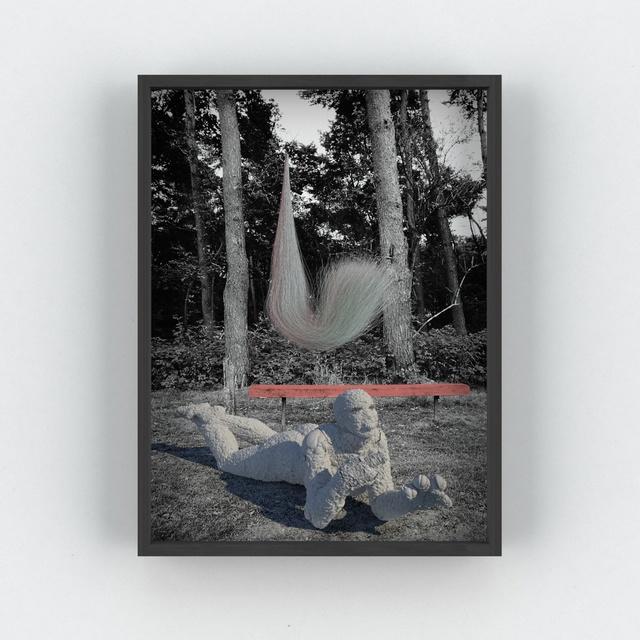 , ' Lake X 2006/2019 (Revisited),' 2019, Studios New Amerika