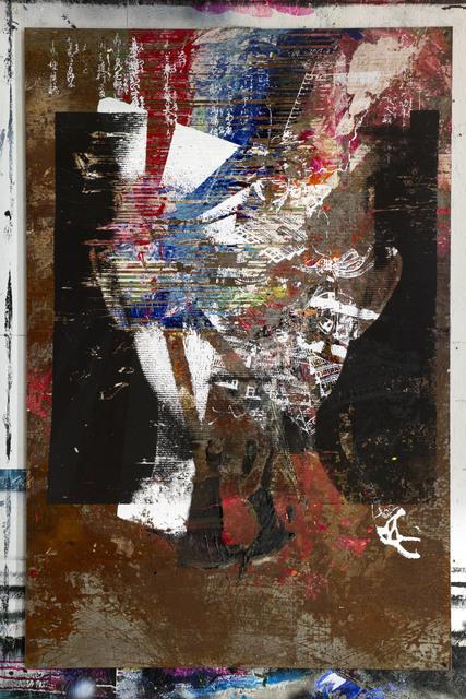 , 'Light Warrior #3,' 2017, Galerie LeRoyer