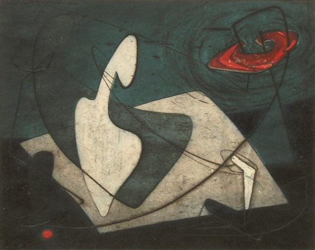, 'Chaste,' 1949, Dolan/Maxwell