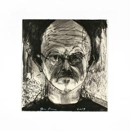 Jim Dine Self-Portrait