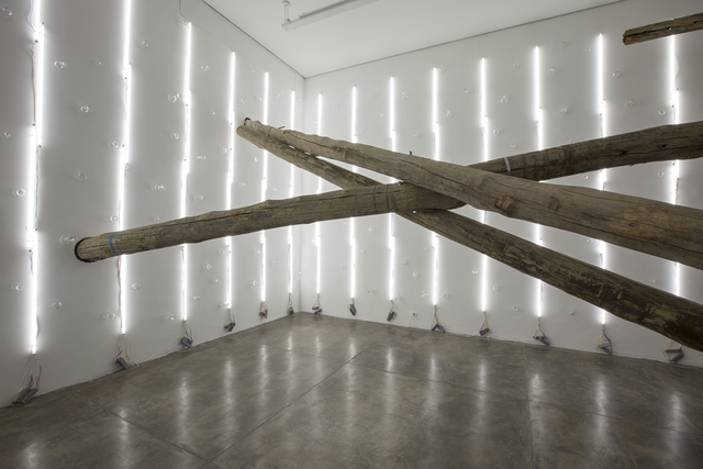 , 'Precaução de contato,' 2014, Galeria Nara Roesler