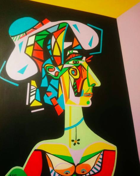 , 'Madame Picasso,' 2016, BOCCARA ART