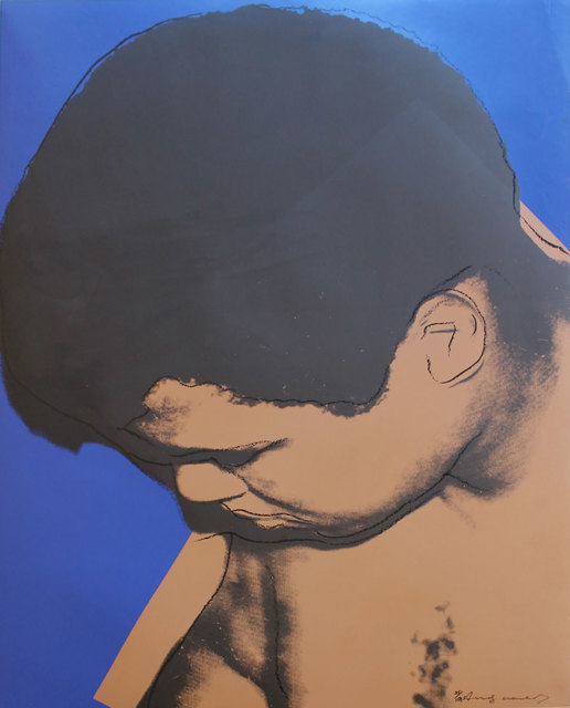 , 'Muhammad Ali 180 by Andy Warhol,' 1978, Revolver Gallery