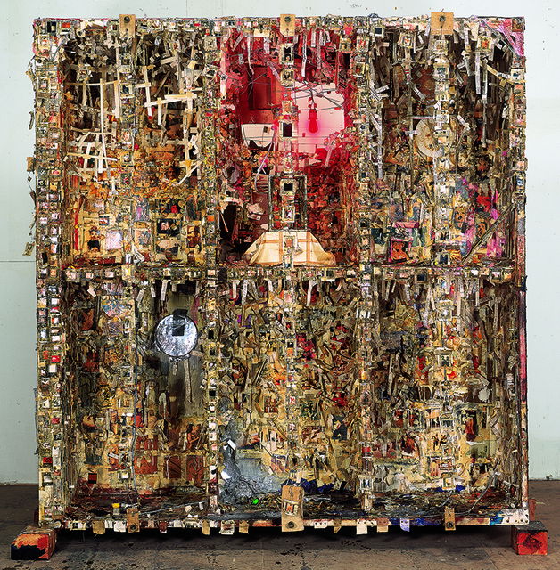 , 'Retina (New Tong of Tangier I),' 1992-1993, Parasol unit foundation for contemporary art