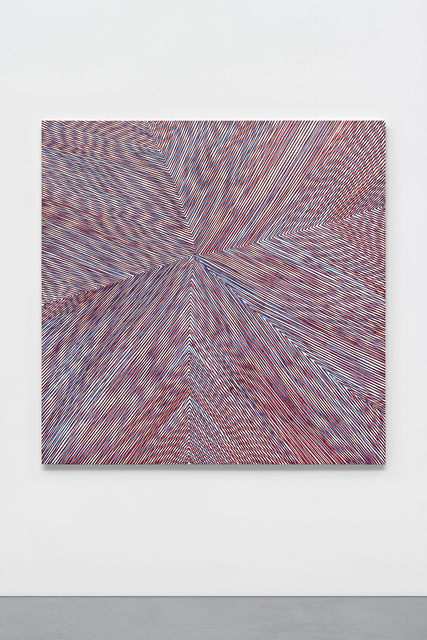 , 'Rose Mint (Wriggley),' 2017, Galleri Urbane