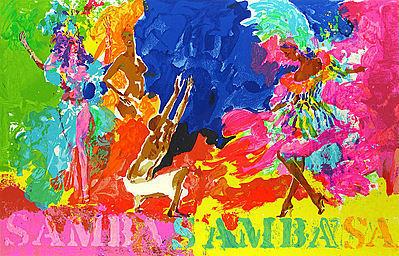 LeRoy Neiman, 'Samba Samba', 1981, David Parker Gallery