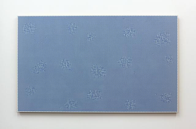 , 'Order/Disruption Painting No.2,' 2012, Bartha Contemporary