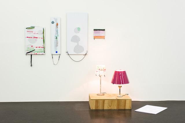 , 'Dream Ossipisms,' 2012, Galerie Francesca Pia