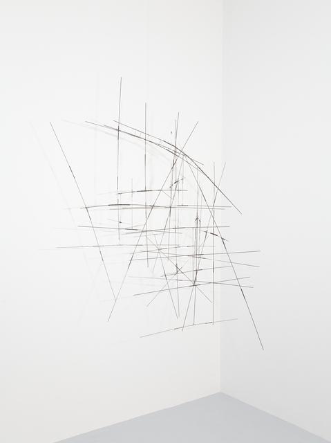 , 'Linienschiff 01:28,' 2006, Mario Mauroner Contemporary Art Salzburg-Vienna