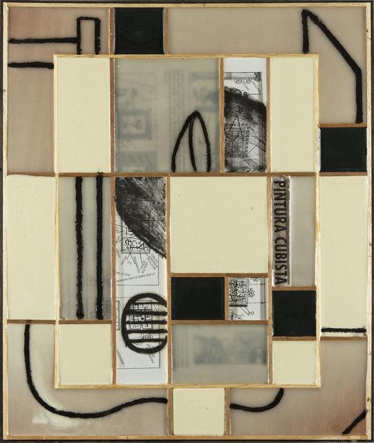 , 'Pintura cubista,' 2017, Lux Perpetua Art Centre