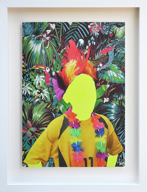 , 'Carnival, Festão,' 2016, Candida Stevens Gallery