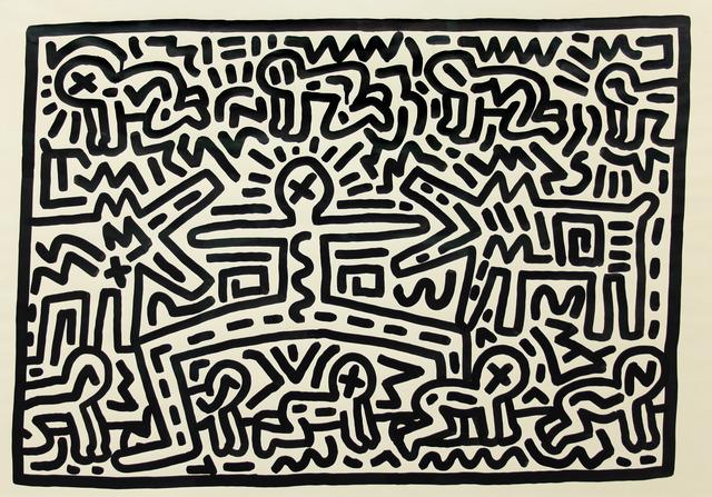 , 'untitled,' 1982, Galerie Laurent Strouk