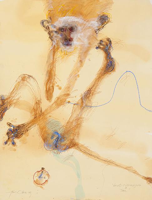 , 'Vervet - Kilimanjaro and Time,' 2013, Metro Gallery