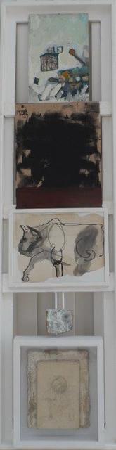 , 'Totem X,' 2015, Galerie Janine Rubeiz