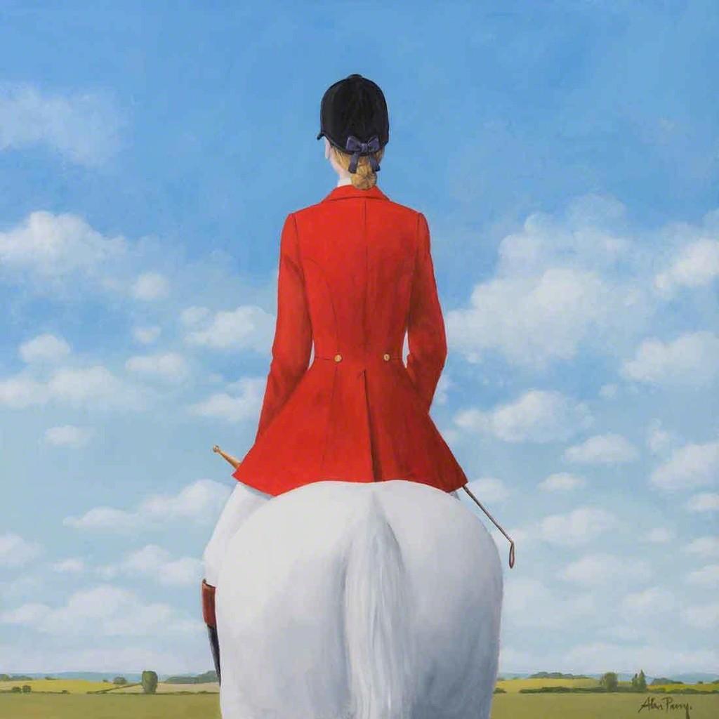 Https Artwork Alan Parry Garden Room 1 Karyn Crimson Jumpsuit Leux Studio Merah L Larger