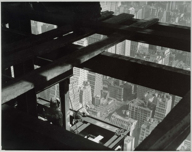 Lewis Wickes Hine, 'Empire State Building', 1931, Phillips Collection