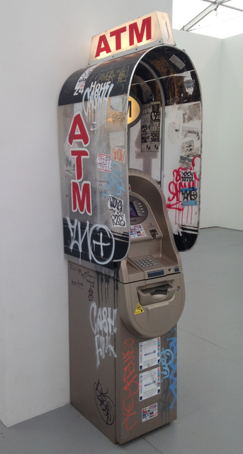 Andrew Ohanesian, 'ATM', 2015, Pierogi