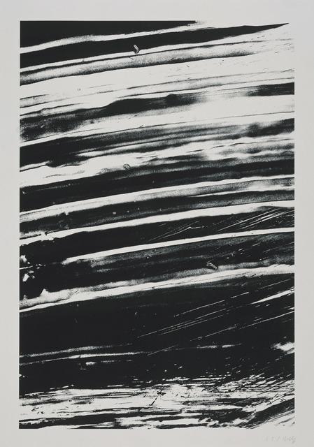 Ellsworth Kelly, 'The Rhine', 2005, Gemini G.E.L.