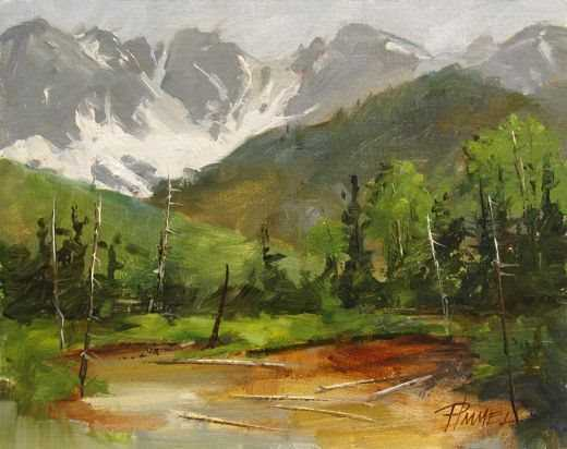 , 'High Valley,' , Sorrel Sky Gallery