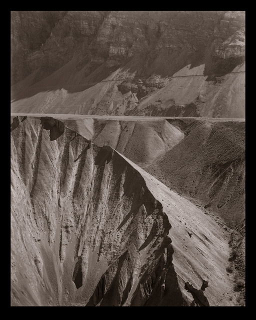 , 'Once The Ocean Floor, Series #249, Ladakh, India, 2016,' Printed 2017, Haines Gallery