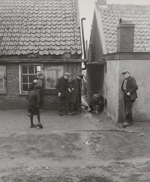 Roger Parry, 'Gaming, Urk, Netherlands', 1937, 38 / 1937, 38, Photography, Silver print on original mount, Contemporary Works/Vintage Works