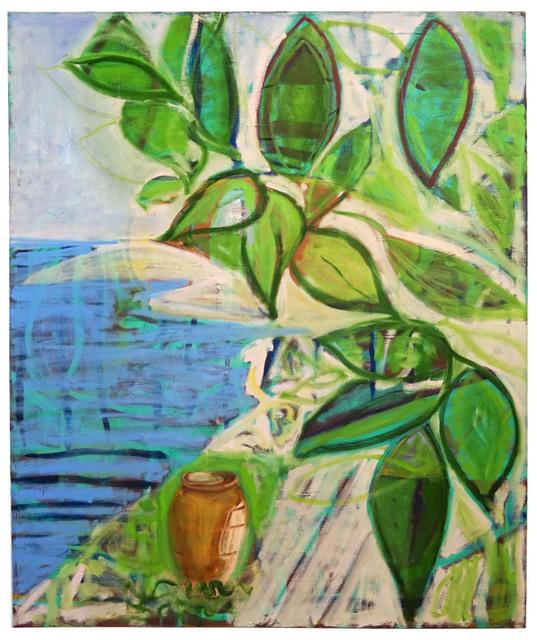 Margaret Tsirantonakis, 'Thalassic at Kalatha II', 2015, Prince Street Gallery