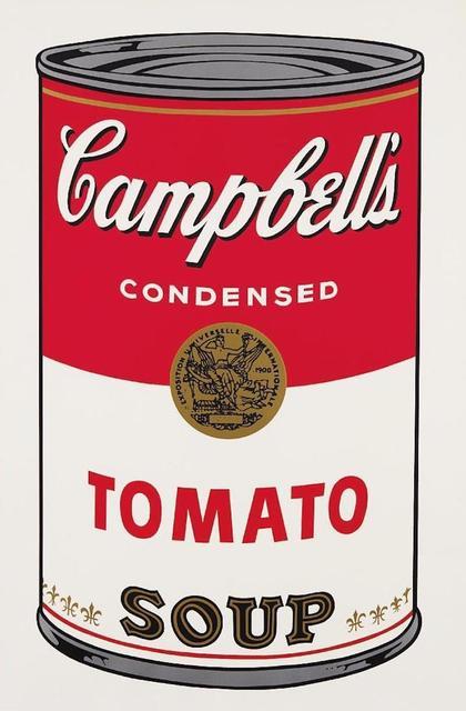 Andy Warhol, 'Campbells Tomato Soup', 1968, OSME Fine Art