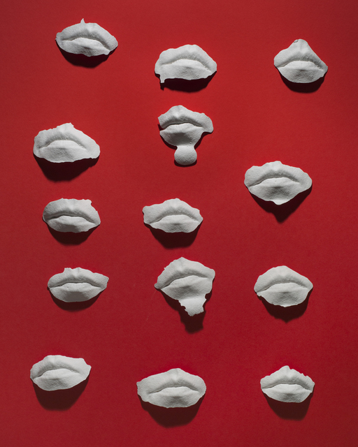 , '14 Mouths,' 2016, Danziger Gallery