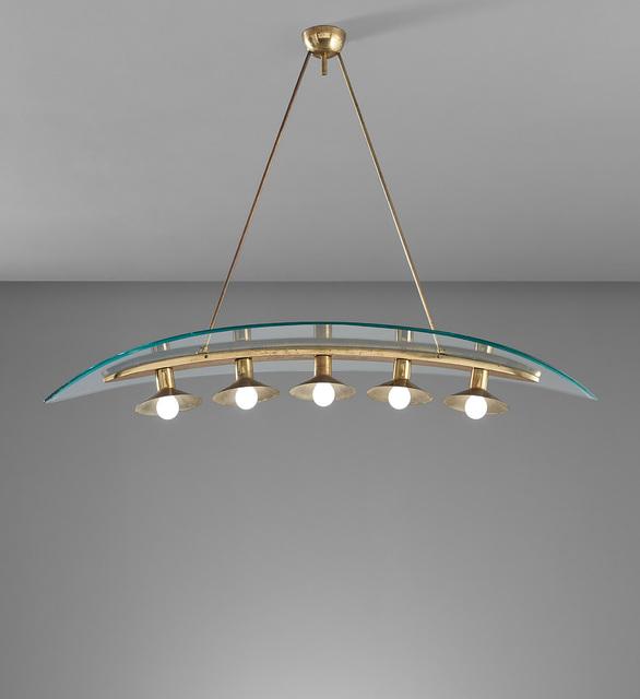 Pietro Chiesa, 'Ceiling light', 1940s, Phillips